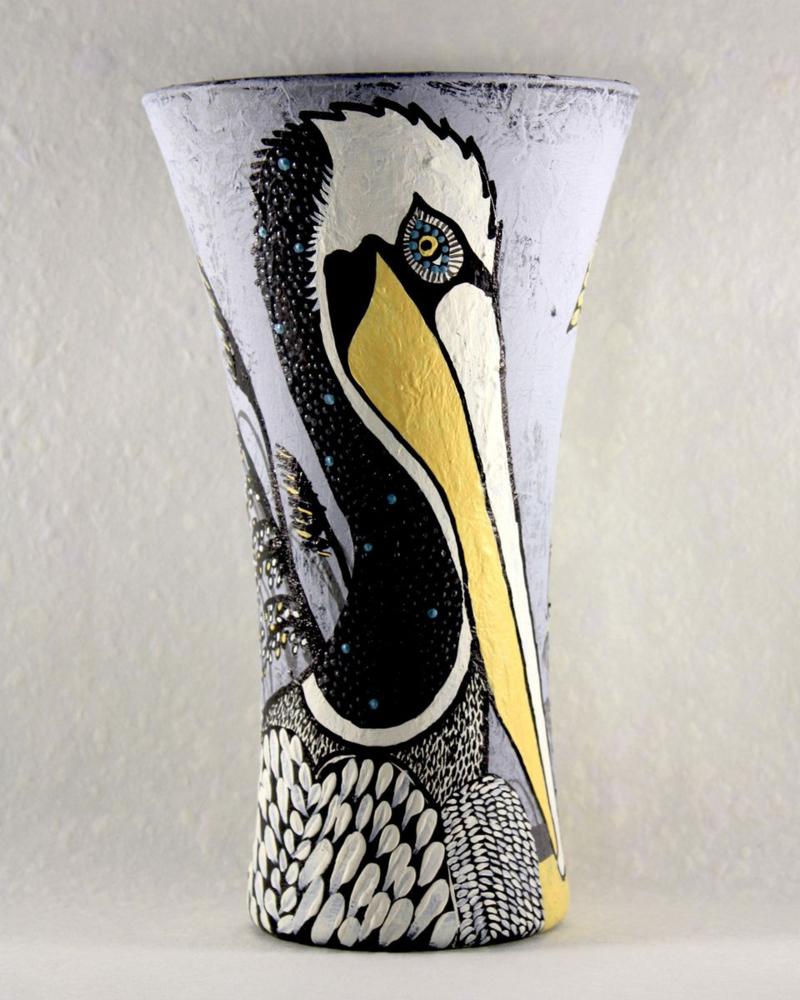 Pelican Vase © Julie Terwelp/SnapHappy Creative