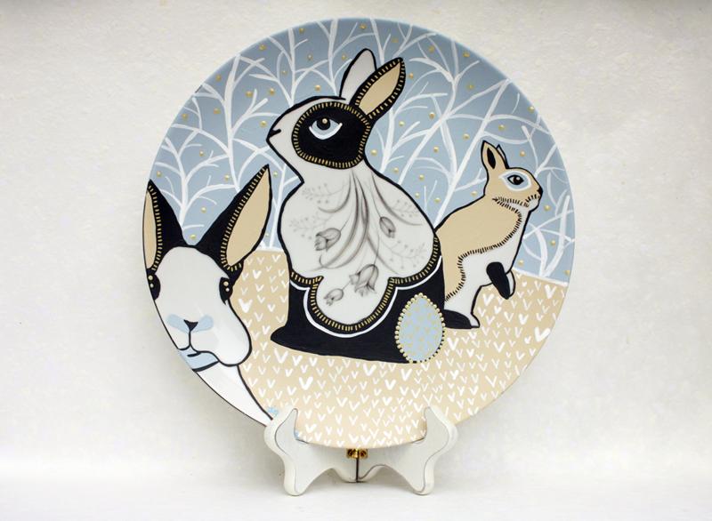 3 bunnies © SnapHappy Creative/Julie Terwelp