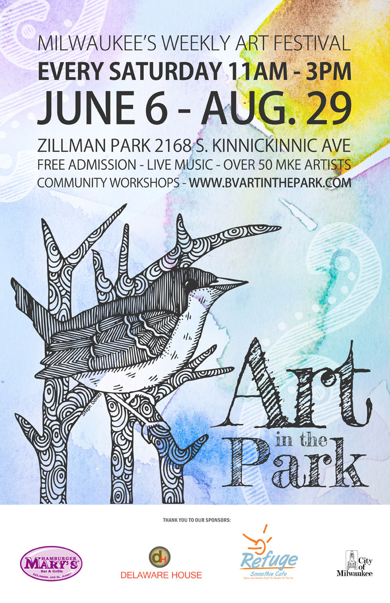 Birdposter_bayviewartinthepark